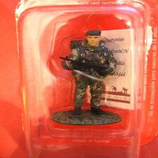 Soldatino di piombo Royal Marine Commando UK inglese De Agostini Del Prado 6 cm