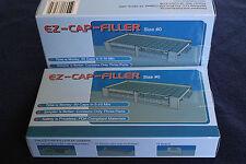 "50 holes EZ-CAP-FILLER capsule filler machine size ""0"" Complete System"