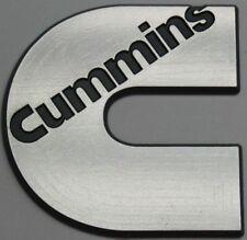 1 Cummins emblem dodge turbo diesel Kenworth Peterbilt Volvo Ford international