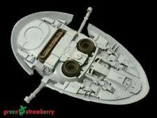 "Green Strawberry 1/144 ""SLAVE I"" Resin Thruster Nozzles"