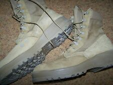 COYOTE BOOTS, HOT WEATHER, 12 REGULAR, U.S. ISSUE *NEW*