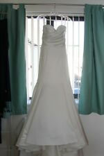 Jasmine Collection Wedding Dress Size 6-8