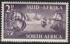 South Africa 1952 2d 300th Anniv. of Landing of van Riebeeck SG 138 MNH