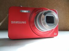 Samsung ST Series ST90 14.2MP Digital Camera - red.