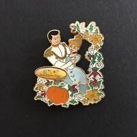 WDW Passholder Exclusive Epcot Flower Garden Cinderella Prince Disney Pin 46905