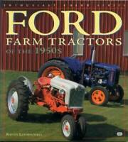 Ford Farm Tractors of the 1950s (Enthusiast Color) - Paperback - GOOD
