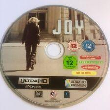 2016 Joy 4K UHD Blu-Ray Disc ONLY Box Film Movie Jennifer Lawrence