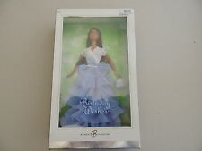 BIRTHDAY WISHES BARBIE BLUE ETHNIC SILVER LABEL New in Box