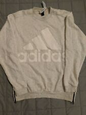 Adidas Double Side Zip Sweater Small