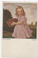 Zumbusch Liselotte Vintage German Art Postcard 308a