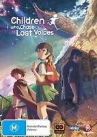 Children Who Chase Lost Voices - DVD Region 4 Free Shipping!