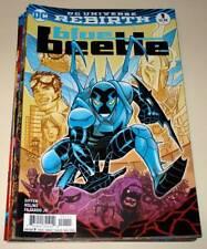 BLUE BEETLE  # 1 - 13 + REBIRTH Special DC COMICS Run / Lot   2016/17  VFN/NM