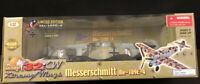 2004 Ultimate Soldier WWII Messerschmitt Me-109E-4 Limited Edition WASP 1:32 NIB