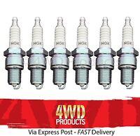 Spark Plug SET [NGK] - for Nissan Patrol MQ MK 2.8 L28 (81-88)