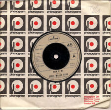 "Steve Miller Band Rock 'N' Me UK 45 7"" single +Picture Sleeve +The Window"