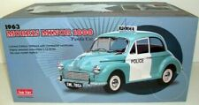 SUNSTAR 1/12 - 4785 1963 MORRIS MINOR 1000 - POLICE PANDA CAR