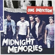 ONE DIRECTION - MIDNIGHT MEMORIES  CD  14 TRACKS  INTERNATIONAL POP  NEU