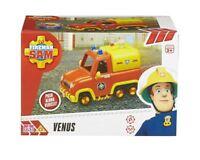 FIREMAN SAM VENUS FIRE TRUCK MODEL TOY