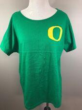 NEW NCAA Oregon Ducks For Life Medium M Venley Short Sleeve Shirt NWT