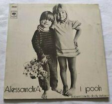 I POOH LP ALESSANDRA 33 GIRI VINYL 1972 ITALY CBS S69023 NM/EX