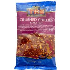 TRS Crushed Chillies extra scharf 100g PORTOFREI
