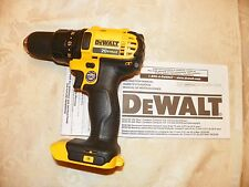 New DEWALT DCD780 20-Volt Max Lithium-Ion Compact Drill/Drill Driver OUT OF KIT