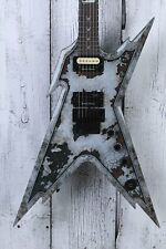 Dean 2021 Dime Razorback Rust Electric Guitar RZR RUST with Hardshell Case