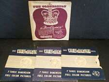 Royalty Viewmaster Collectable Photographic Images