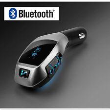 Bluetooth 3.0 VIVAVOCE AUTO KIT VISIERA Clip Drive e parlare per iPhone per auto x5