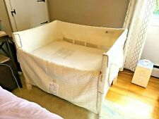 Arm's Reach Co-Sleeper Original Crib, Solid Natural Color