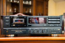 Akai GX-95 Referenz Master, Tape Deck, Fernbedienung, High End, Top Zustand!