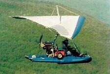 J & J Ultralights Seawing Amphibious Ultralight Trike Kiln Wood Model Large New