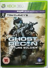 Tom Clancy's Ghost Recon Future Soldier. XBox 360. Fisico. Inglés