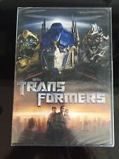 TRANSFORMERS MOVIE RATED PG-13 WIDESCREEN