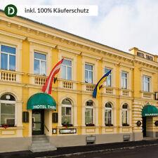 Waldviertel 4 Tage Waidhofen Urlaub Hotel Thaya Reise-Gutschein Halbpension