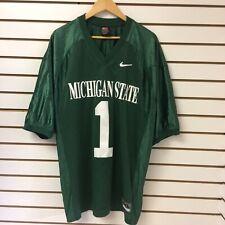 Vintage Michigan State Nike Football Jersey Size 2 Xl