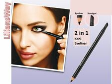 AVON KOHL EYELINER WITH SMUDGER~VARIOUS NEW SHADES~CLEARANCE SALES~L@@K