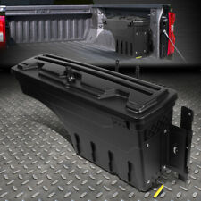 FOR 15-20 FORD F-150 PICKUP TRUCK BED WHEEL WELL STORAGE TOOL BOX W/LOCK RIGHT