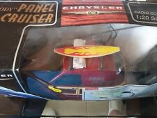Woody Panel Cruiser Nikok Remote Control