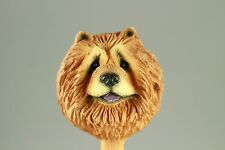 Chow Red Interchangeable Head See All Breeds Bodies @ Ebay Store)