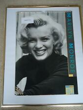 MARILYN MONROE CALENDAR 1991 ORIGINAL VINTAGE 28+ YEAR OLD RARITY VALUABLE GEM