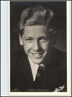 ~1960 Postkarte Kino Fernsehen Film Foto Verlag Schauspieler Norbert Rohringer