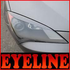 Top Headlight Eyebrow PAINTED For Hyundai Genesis Coupe