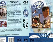 AROUND THE WORLD IN 80 DAYS - 2 x VHS -PAL- N&S-Never played-Original Oz release