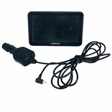 Garmin Nuvi 50LM GPS Unit with Vehicle Car Charger - Black 5in Display Bundle