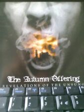 THE AUTUMN OFFERING/CD/2006/REVELATIONS OF THE UNSUNG/METAL!!