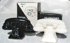 Novelty Telephone Salt & Pepper Shaker   Item #921