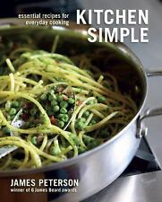 Kitchen Simple: Essential Recipes for Everyday Cooking-ExLibrary