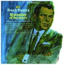 September of My Years 0602547433602 by Frank Sinatra Vinyl Album
