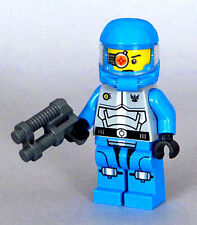 LEGO Space Galaxy Squad - Blue Astronaut Trooper Minifigure 70701 70703 (NEW)